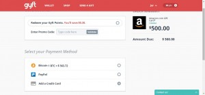 Buy amazon gift cards with bitcoin
