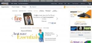 Spend bitcoins at Amazon